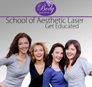 School of aesthic laser,get trained, get educated,