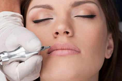 Enhancement of your facial features
