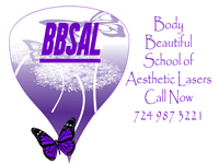 Body Beautiful Laser, School Logo, trainging,certified